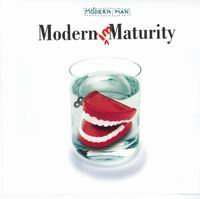 Modern Immaturity Cover